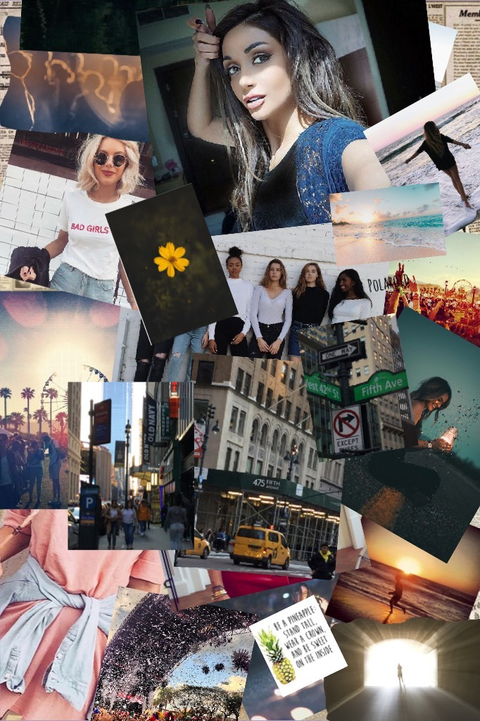 Collage by GirlyGuided
