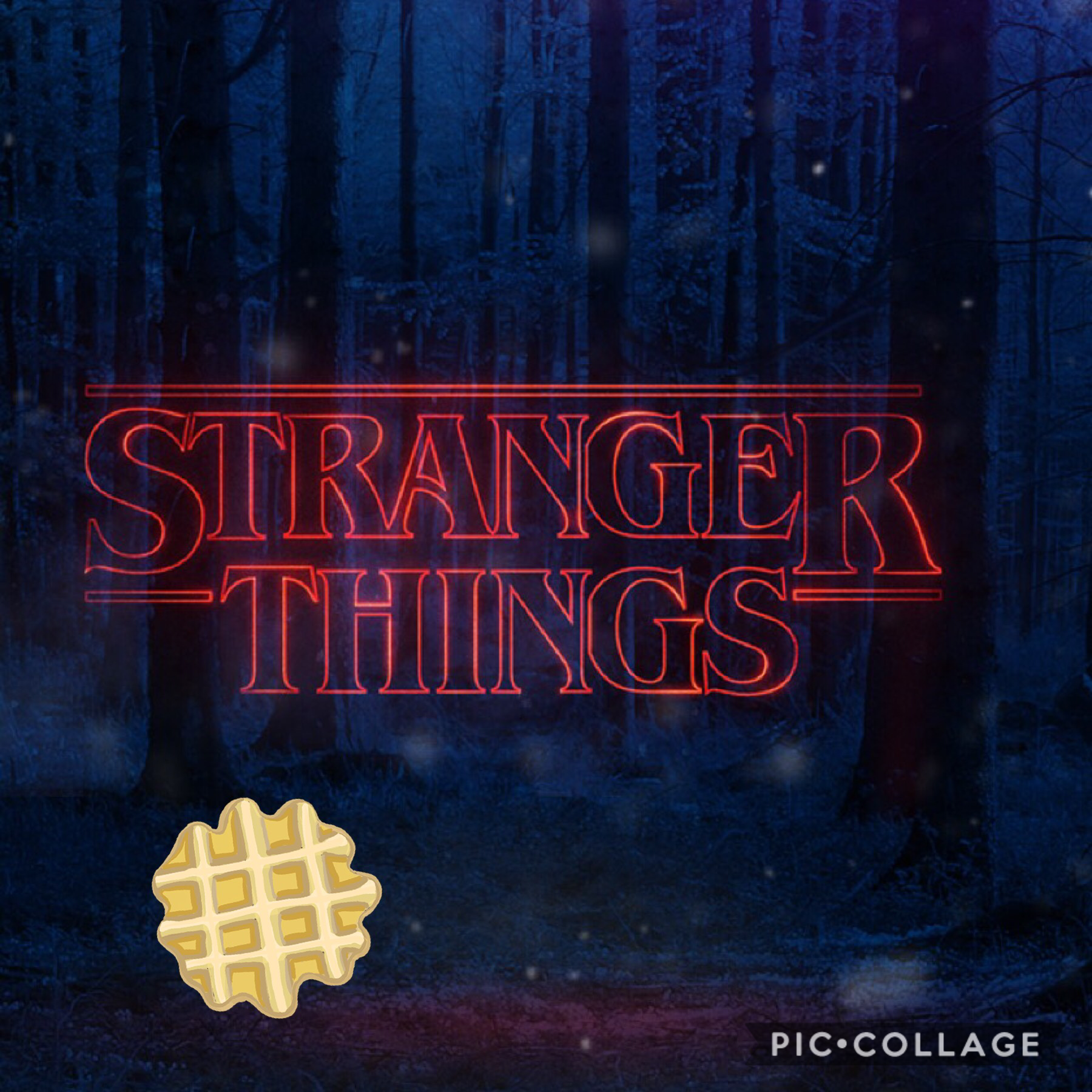 "-TAP- If u watch Stranger Things like this and leave a comment Down below of ur favorite saying Mine is "" What'd I do "" LMBO  Subscribe  Like  And Comment"
