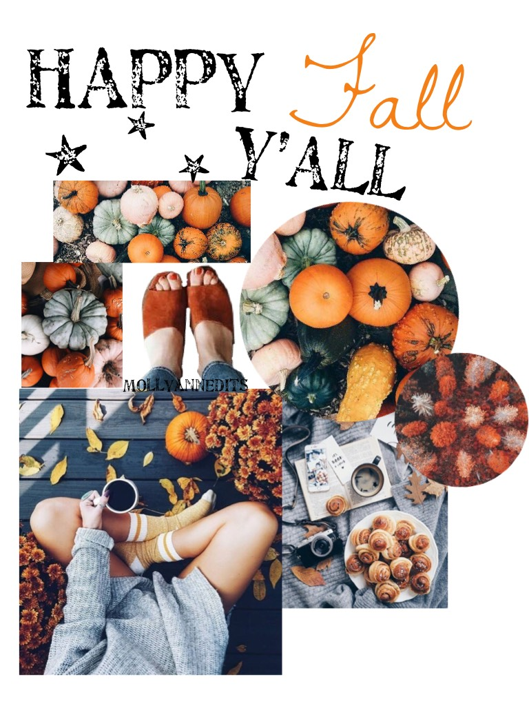 Fall is finally here!