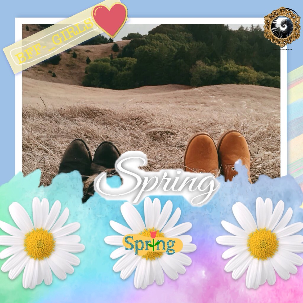 BFF-_GIRLS-shaidyn- Happy Spring!!!