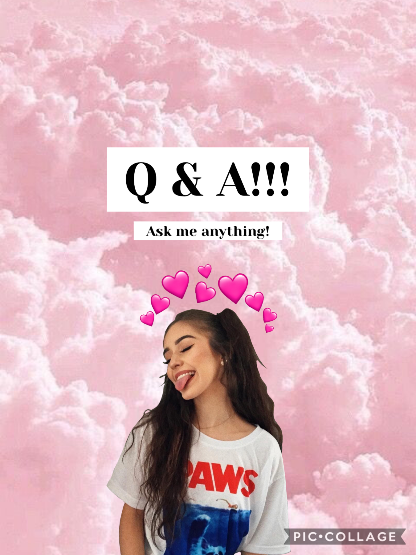 💖TAP💖 🌸Hiiii this is my first Q&A! Like if you want me to do more of this stuff🌸