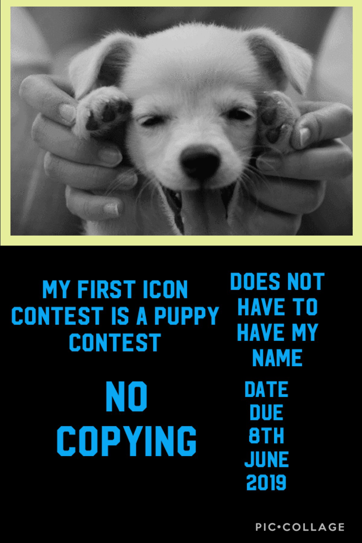 Plz join my 1st icon contest