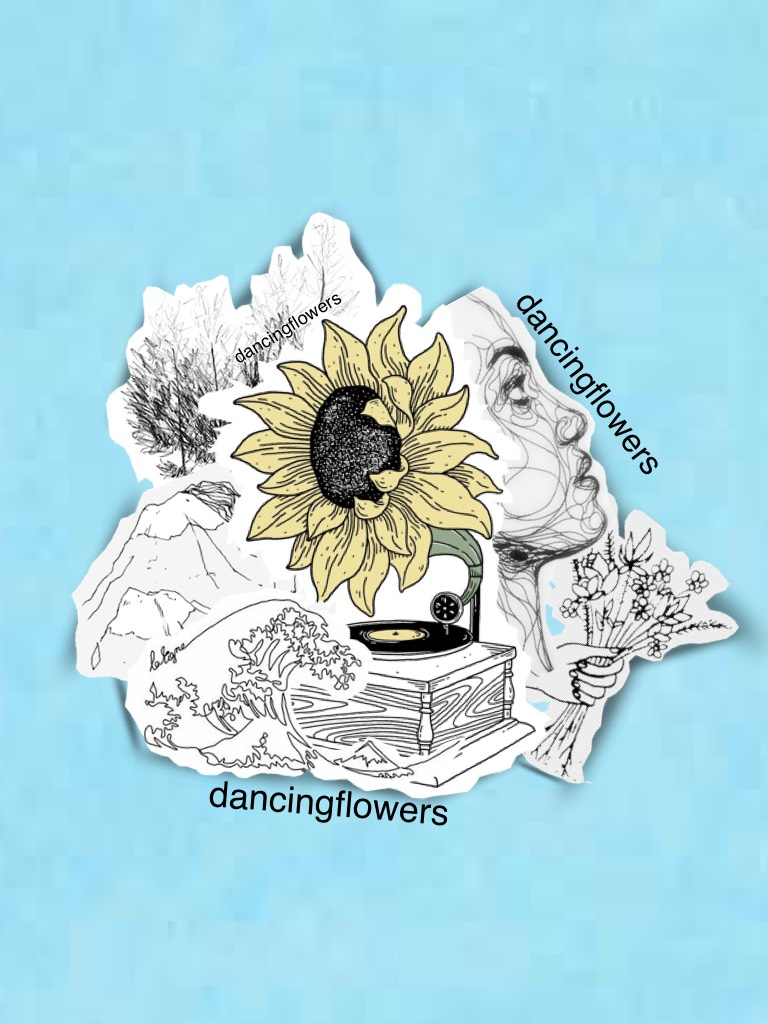 🌻tap 🌻 I just made an icon type thing, what are your thoughts? Have the most wonderful day, up for a chat if you'd like to! xx 💓