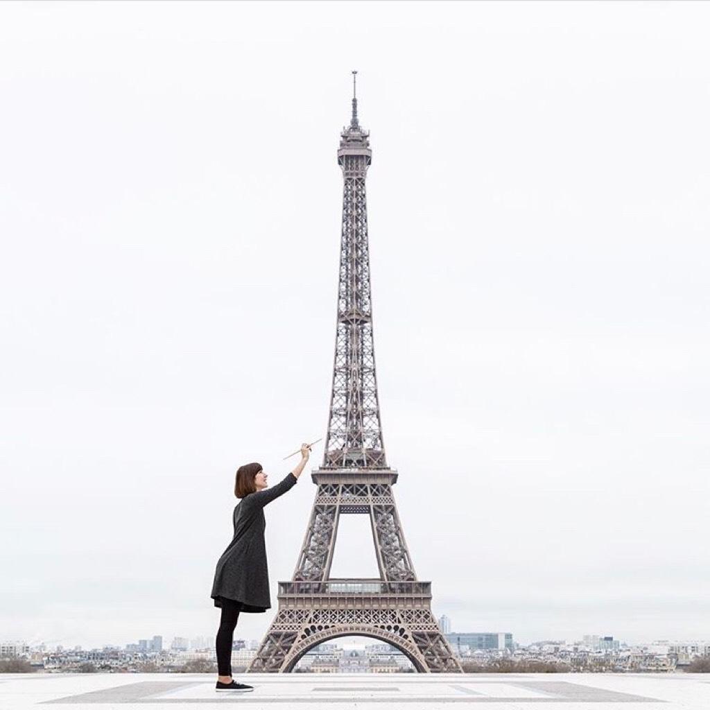 Eiffel Tower 🇫🇷
