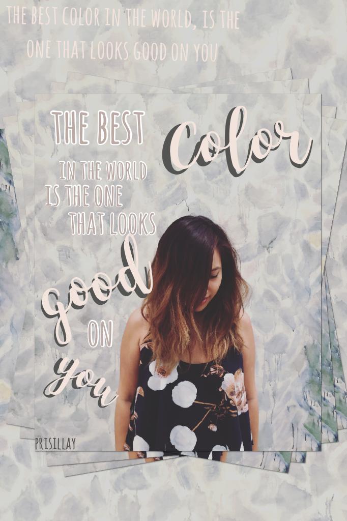 Color 💕