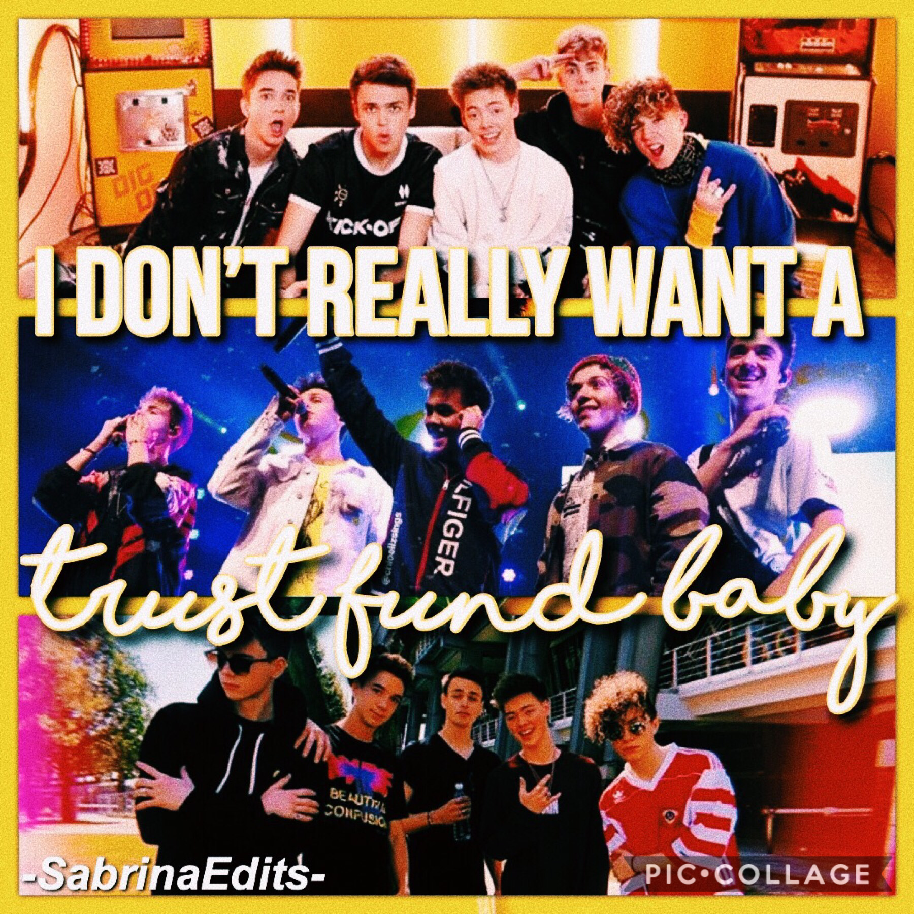 💛 Tap Here 💛 sorry about all of the why don't we edits, i'm going to post some different stuff after this 😂💛  i hope you guys like this, rates? i love you guys! 💛