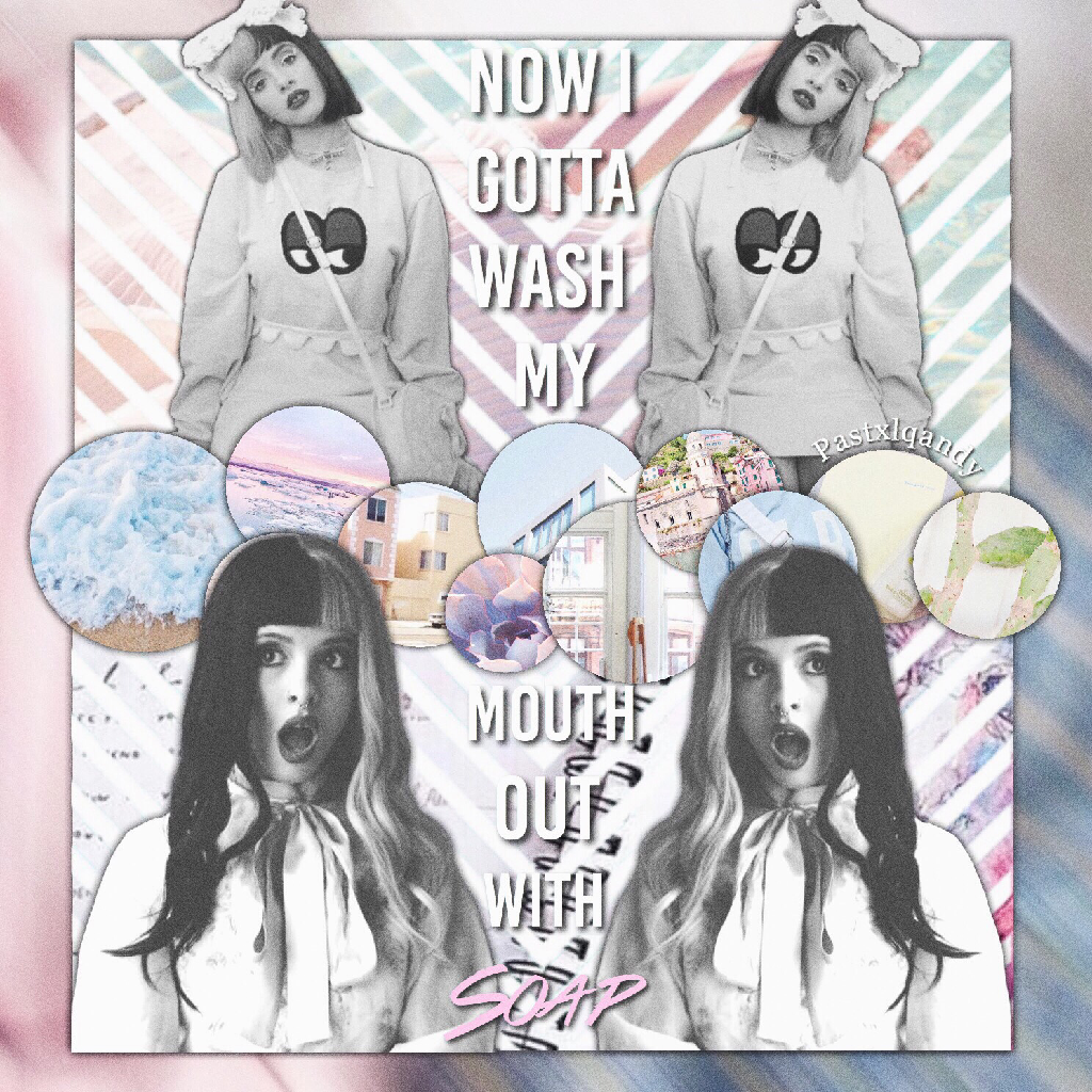 HELLO!! I hope you guys like This edit of Melanie, also go follow my friend in real life ! Her user is blurrxy! GO FOLLOW HER NOWW!!!!