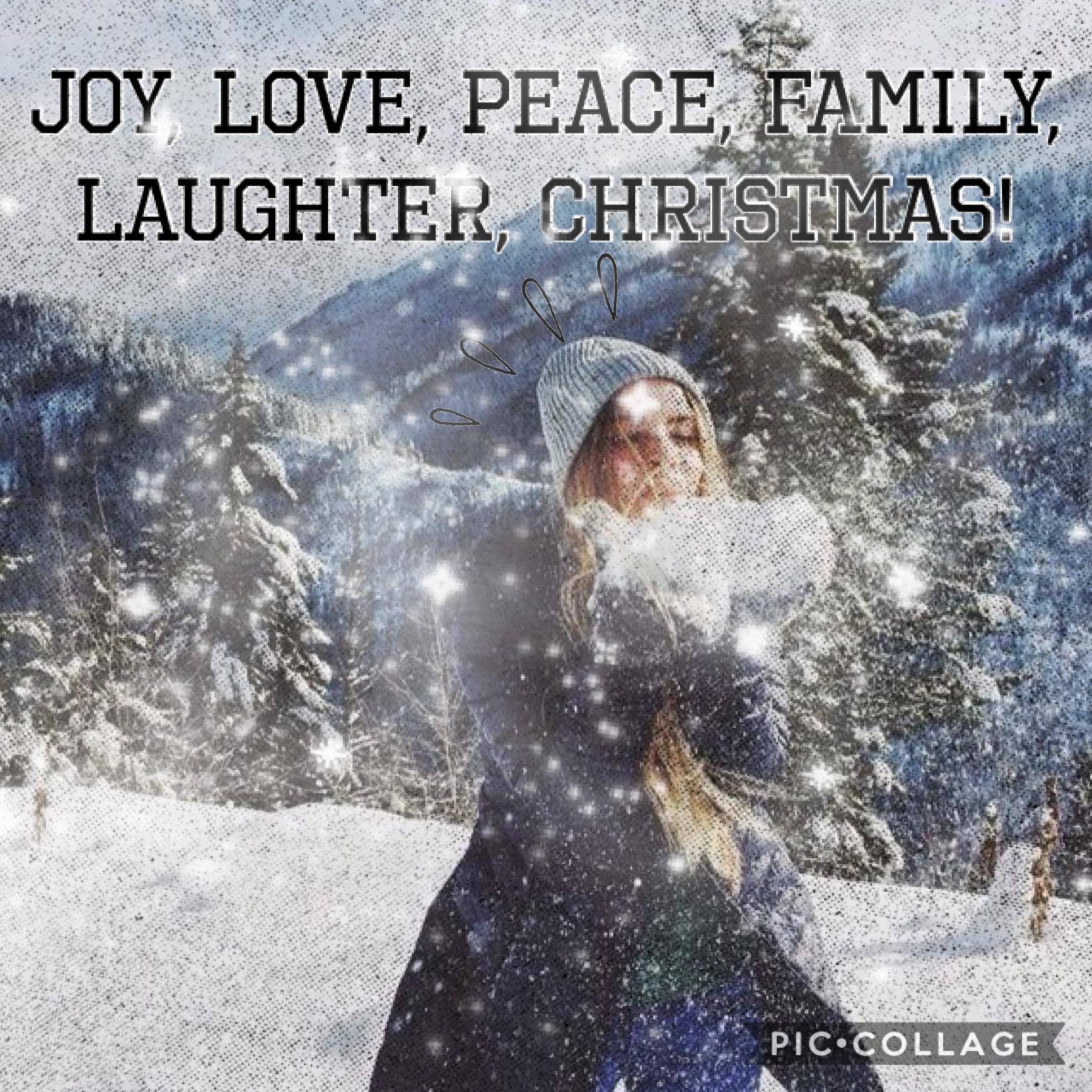 Happy Christmas Eve!!⛄️