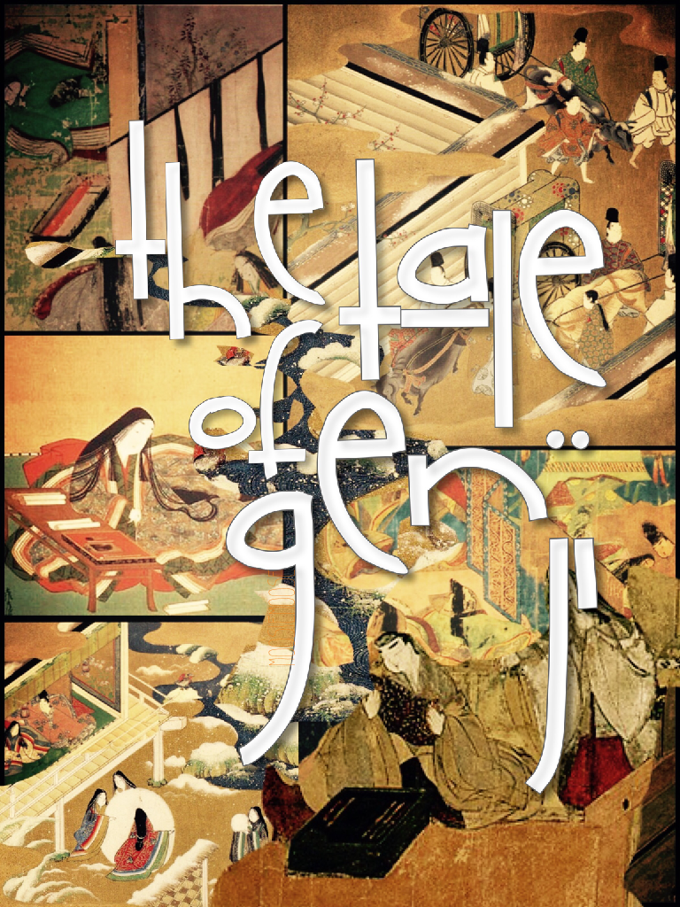 The Tale of Genji -Murasaki Shikibu
