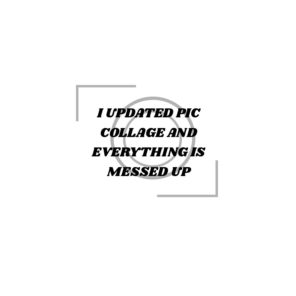 I absolutely hate this new update, it's probably the worst update PC has ever done 🙃