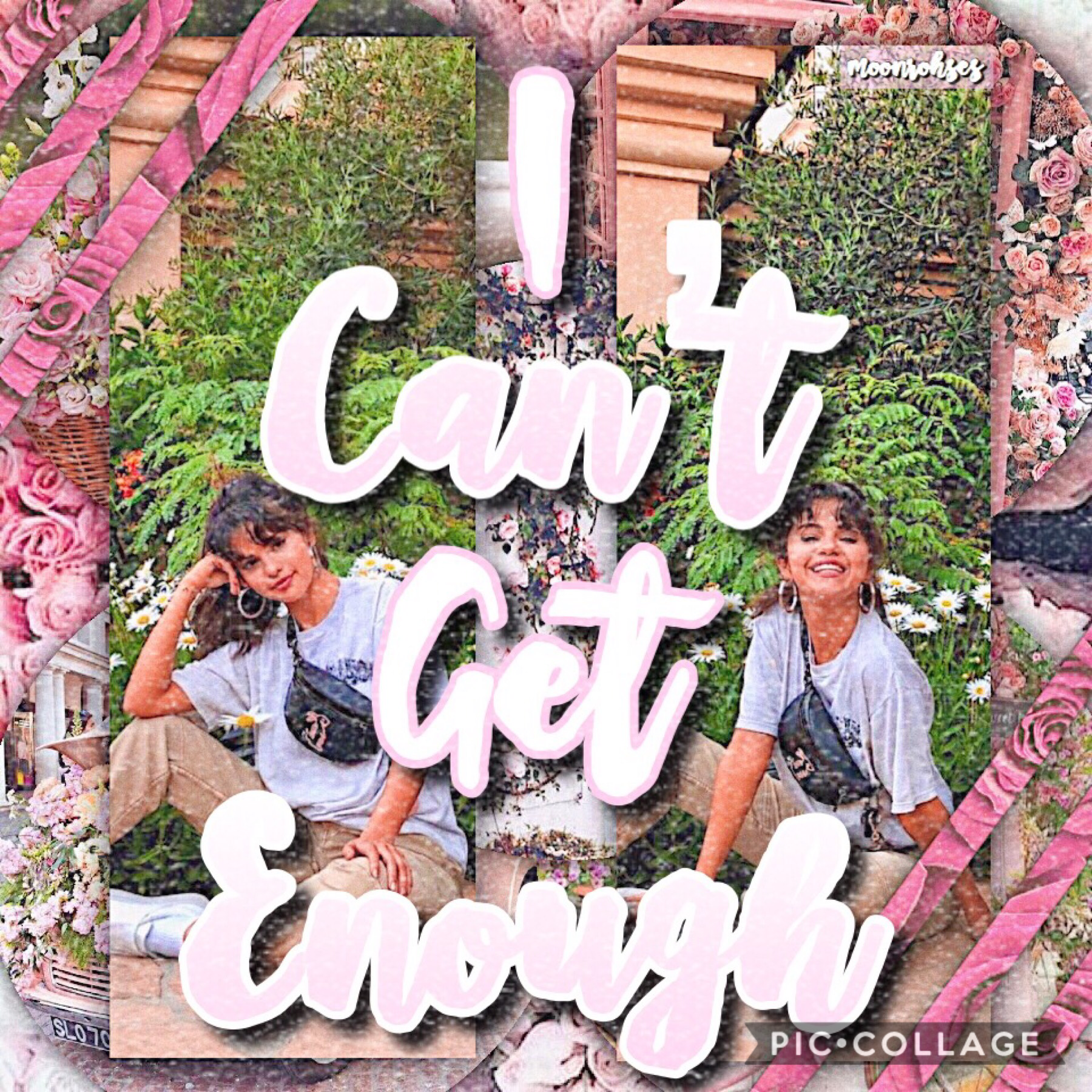 🌷 t a p 🌷  Song - I cant get enough - Benny Blanco, Tainy, Selena Gomez, J Balvin   Rate ?/10   I still have a lot of edits to post oof