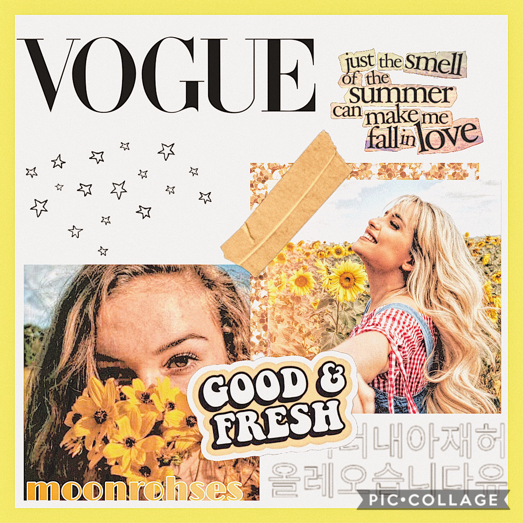 🌻 t a p 🌻  This was made randomly and honestly don't know where the inspiration came from.   Anyone want to do a summer themed Collab?   Rate ?/10