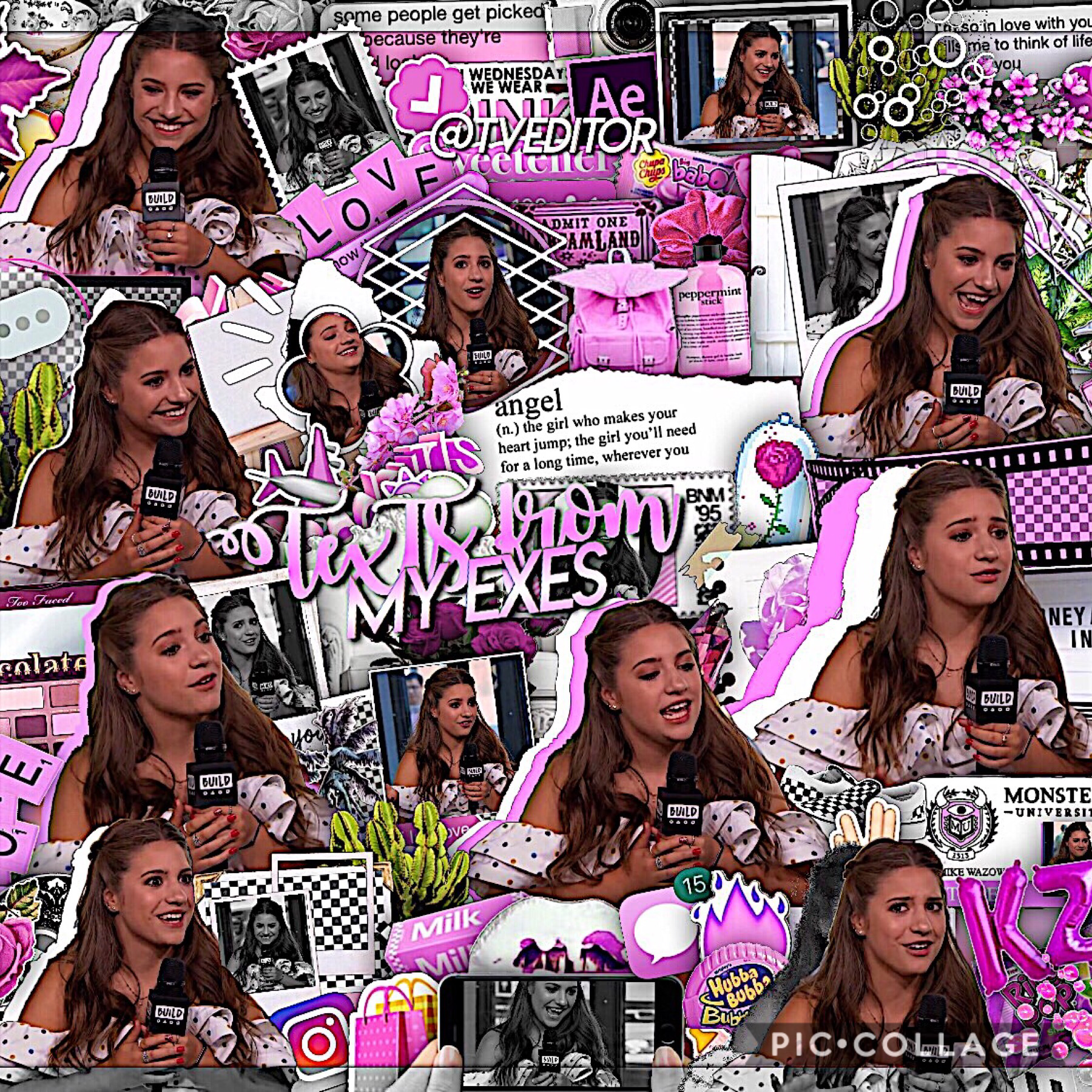 doesn't match my theme and idc 💞💀 don't let this flop 💕💕✨ I love kenz 💗💗 I'm happy I made this in one day (: schools tomorrow and I'm still up great 👍 but enjoy this !¡