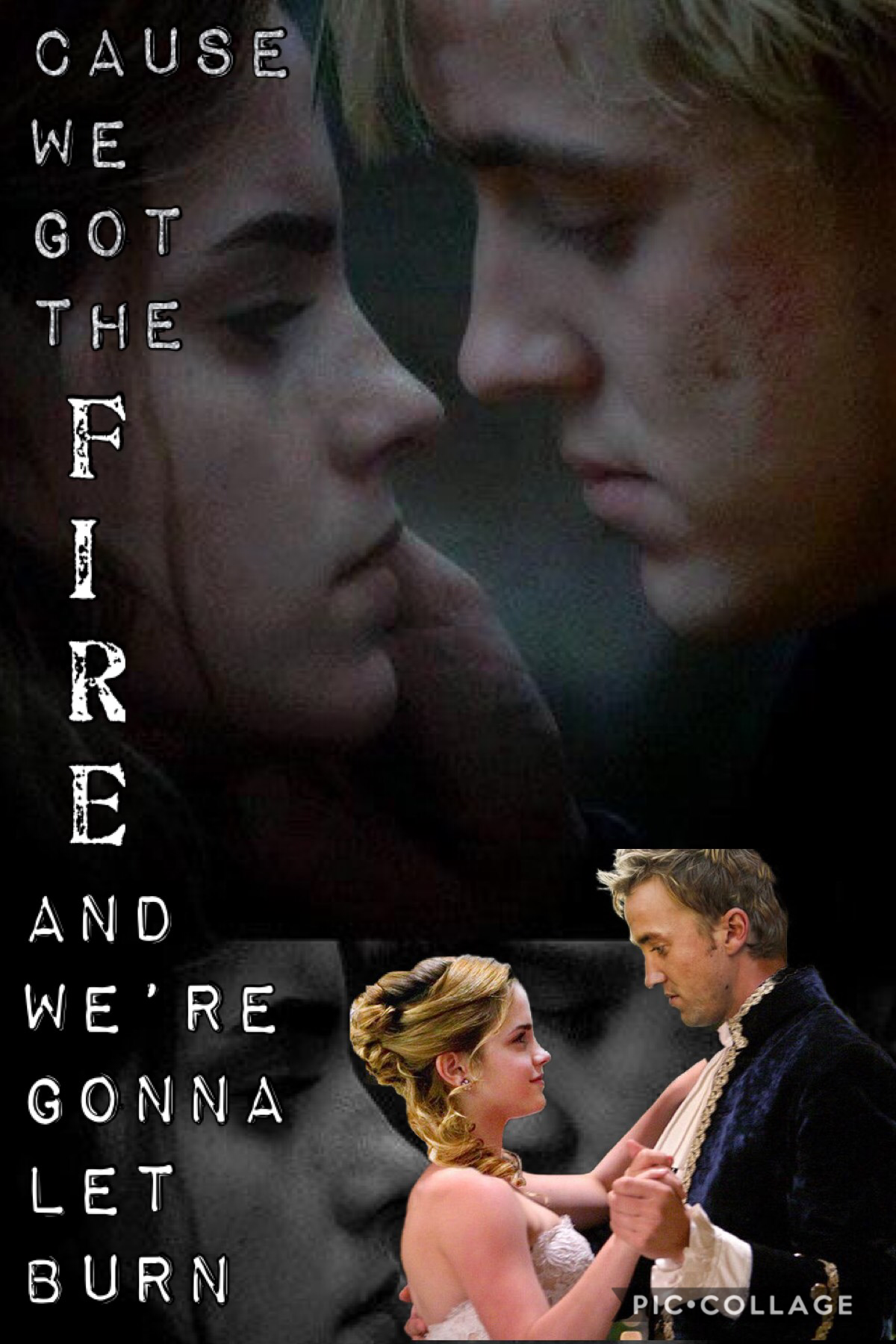 Collage by GrangerPotterMalfoy