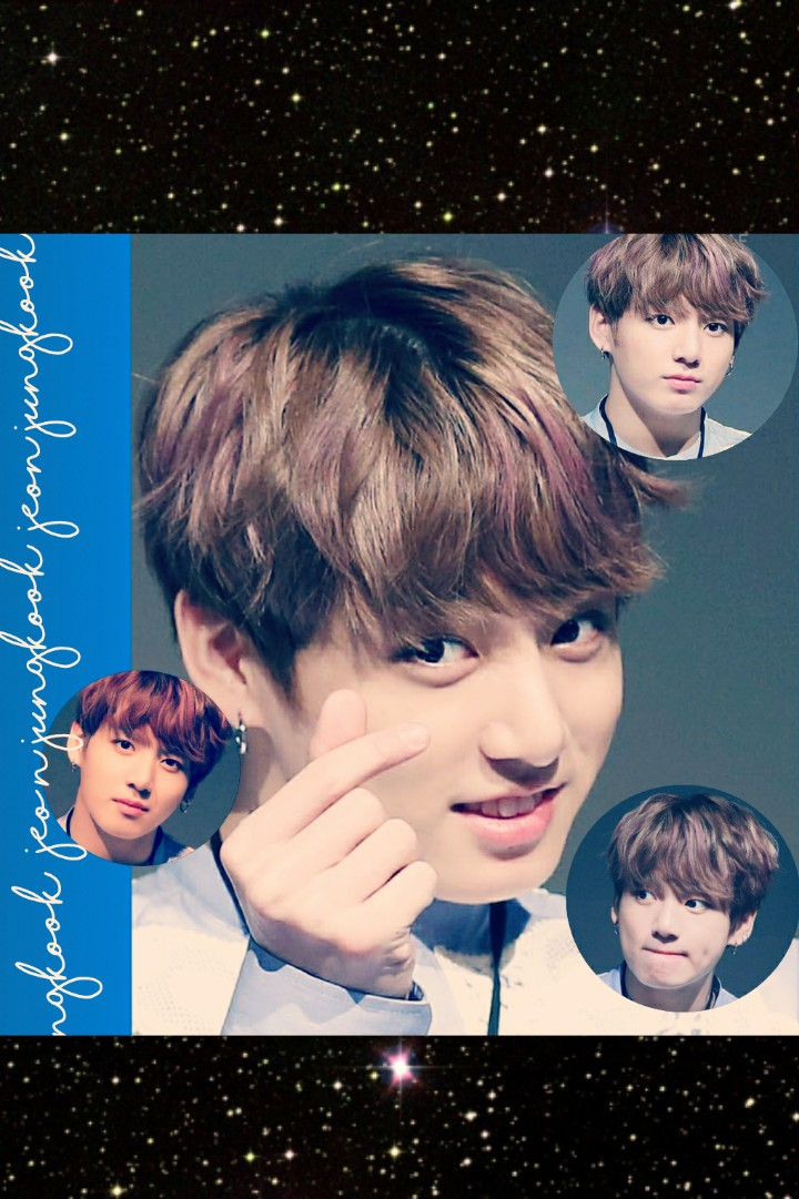 Collage by Kim_V_Tae