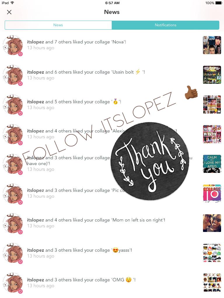 Follow itslopez 👍🏾