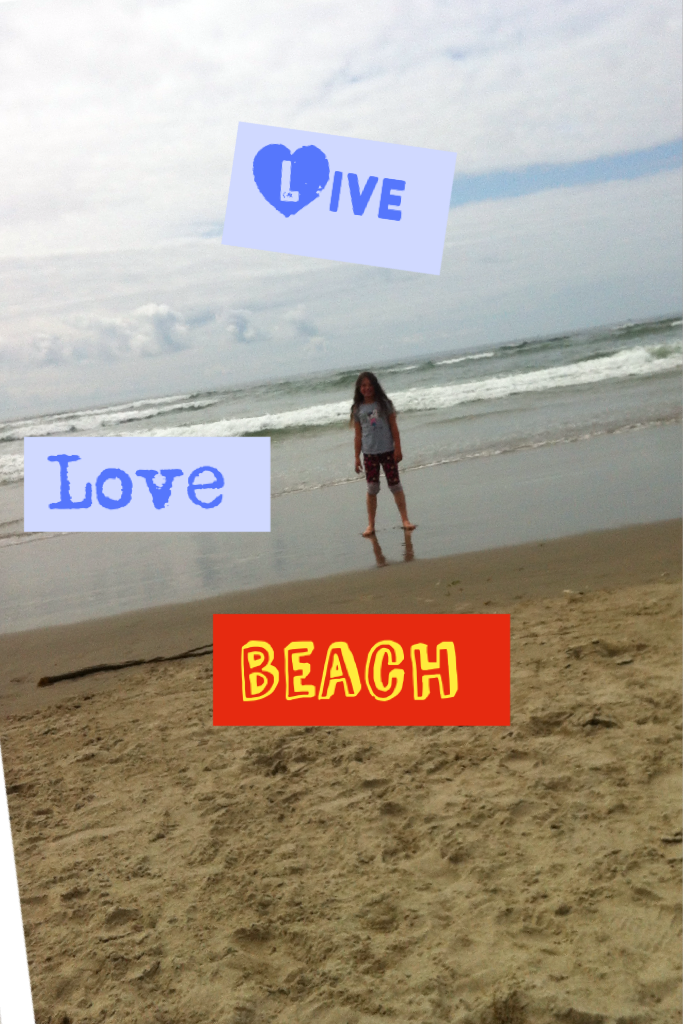 Live, love, beach!!!!