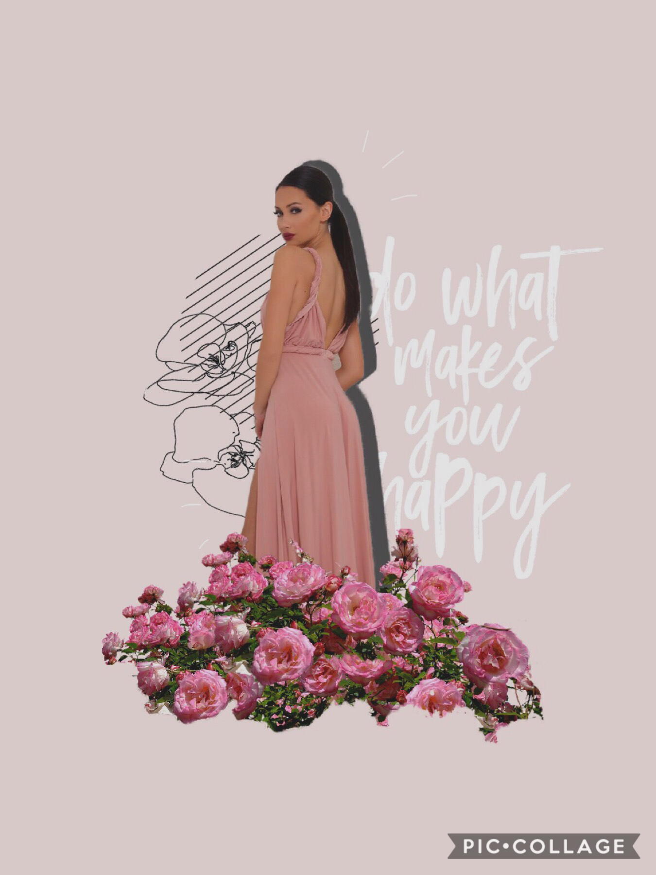 do what makes you happy | 4/8