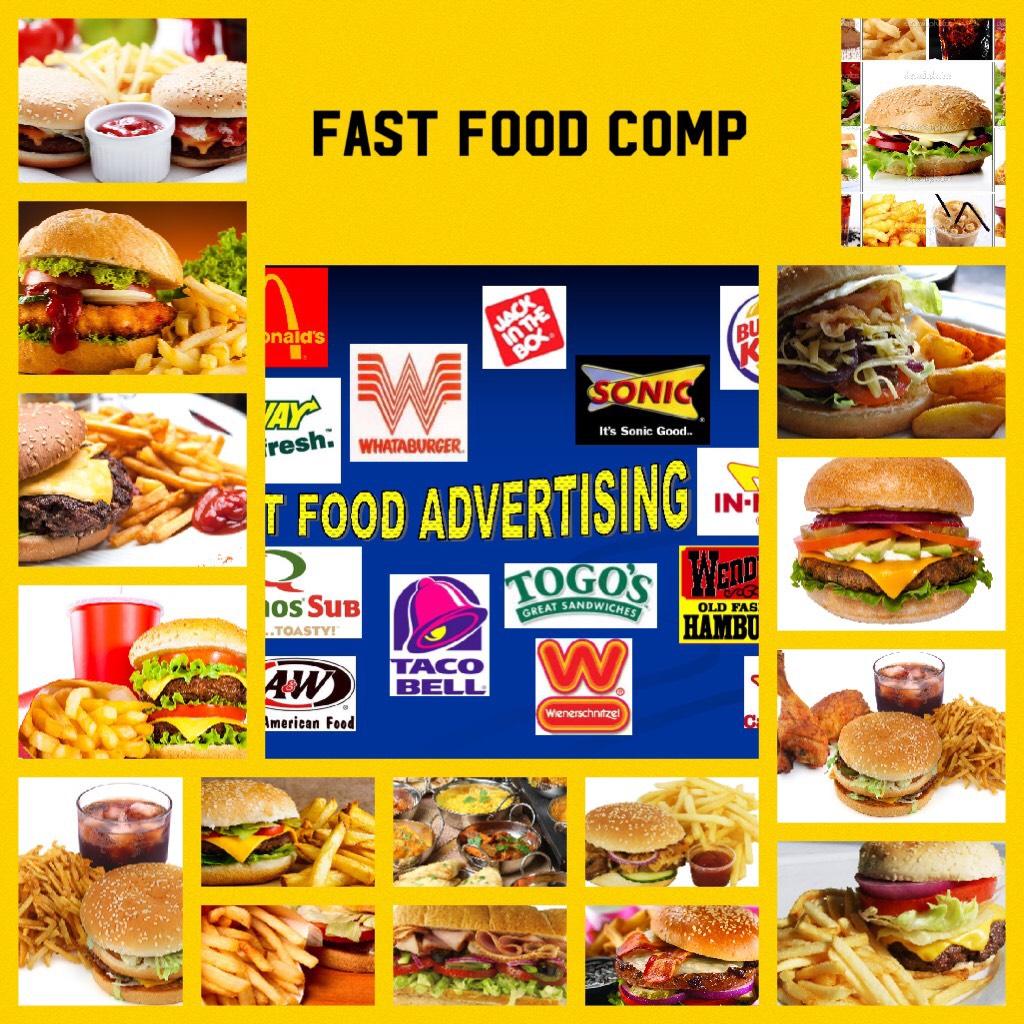 Fast food comp