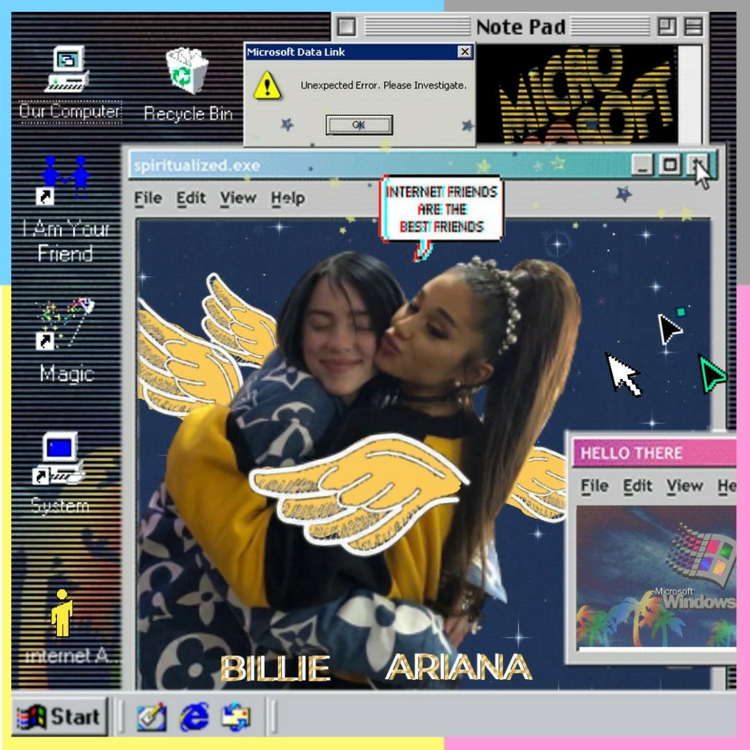 Billie & Ariana