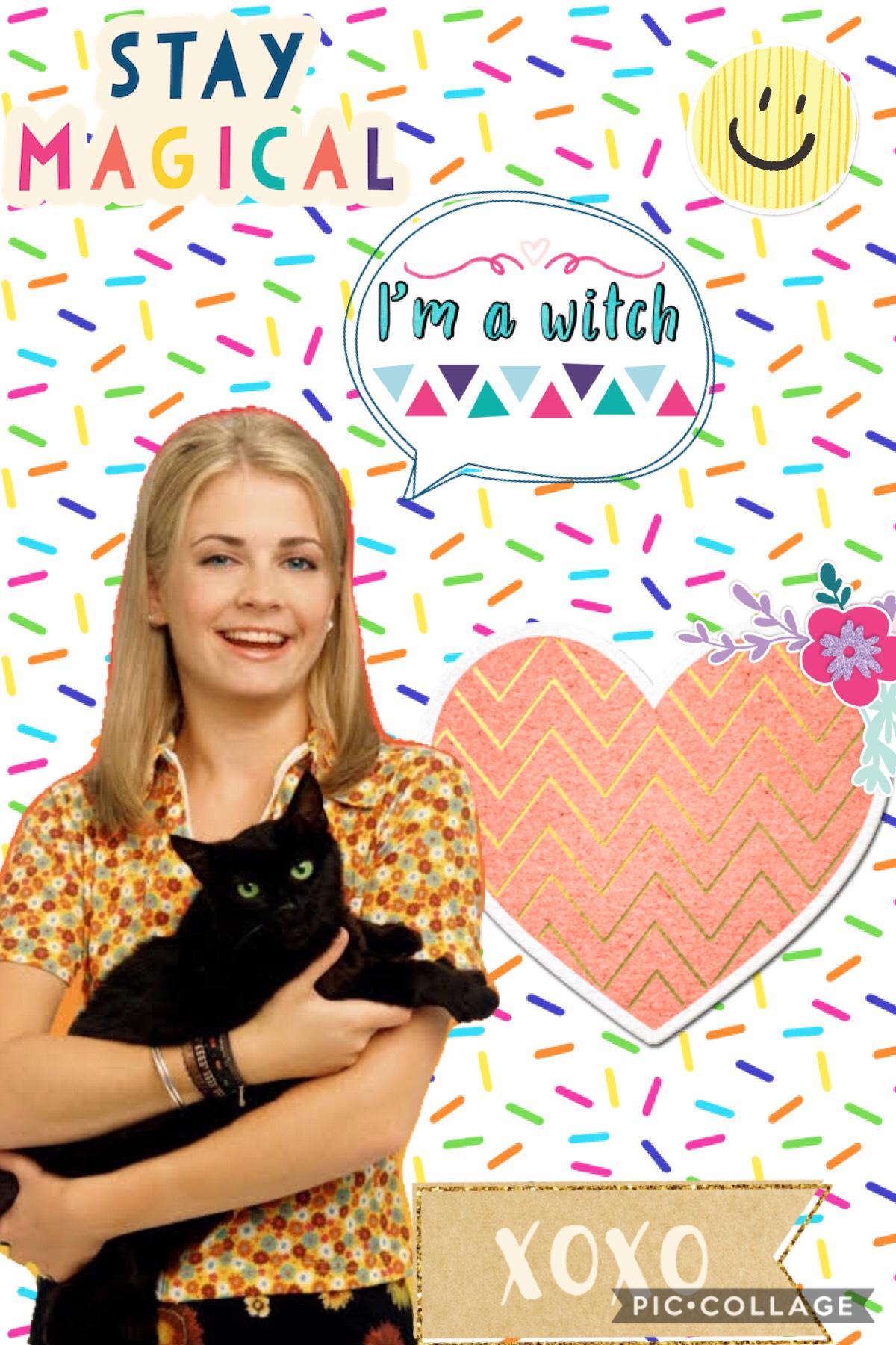 I love the original Sabrina