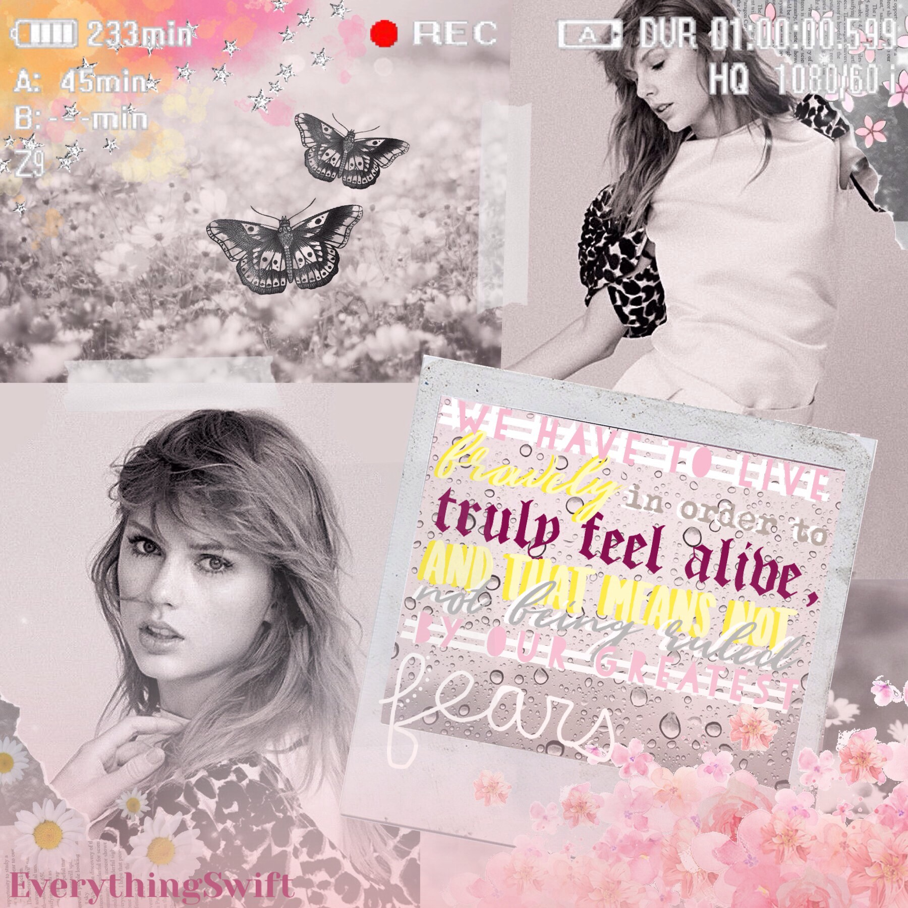 ❀ t a p ❀ I'm so excited for ts7! I can't wait any longer! qotd: what did you do today? (sorry I don't know what to ask) aotd: I went to school and I have hip-hop class later