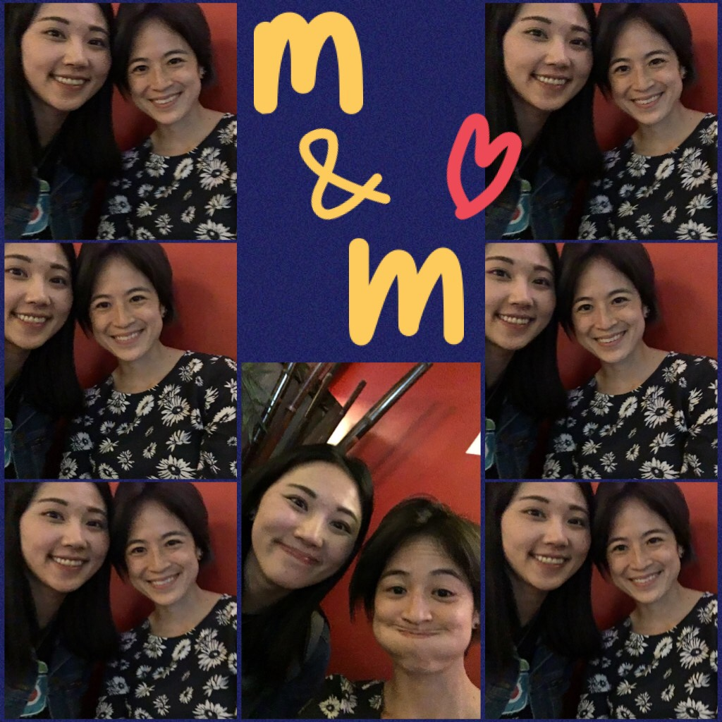 m&m love