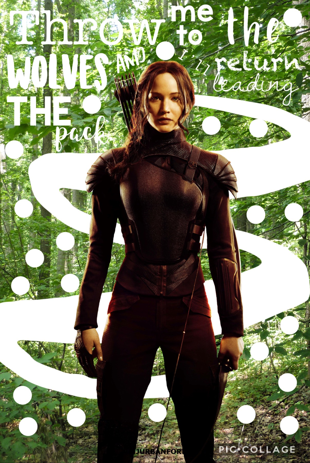 We got mockingjay part 2 from the library and I can't wait to watch it!