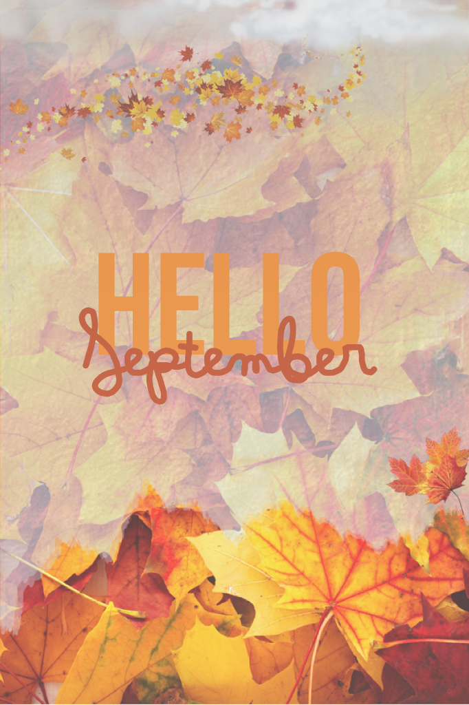 Hello September!! I love fall so much!! Who here is a fall babe?