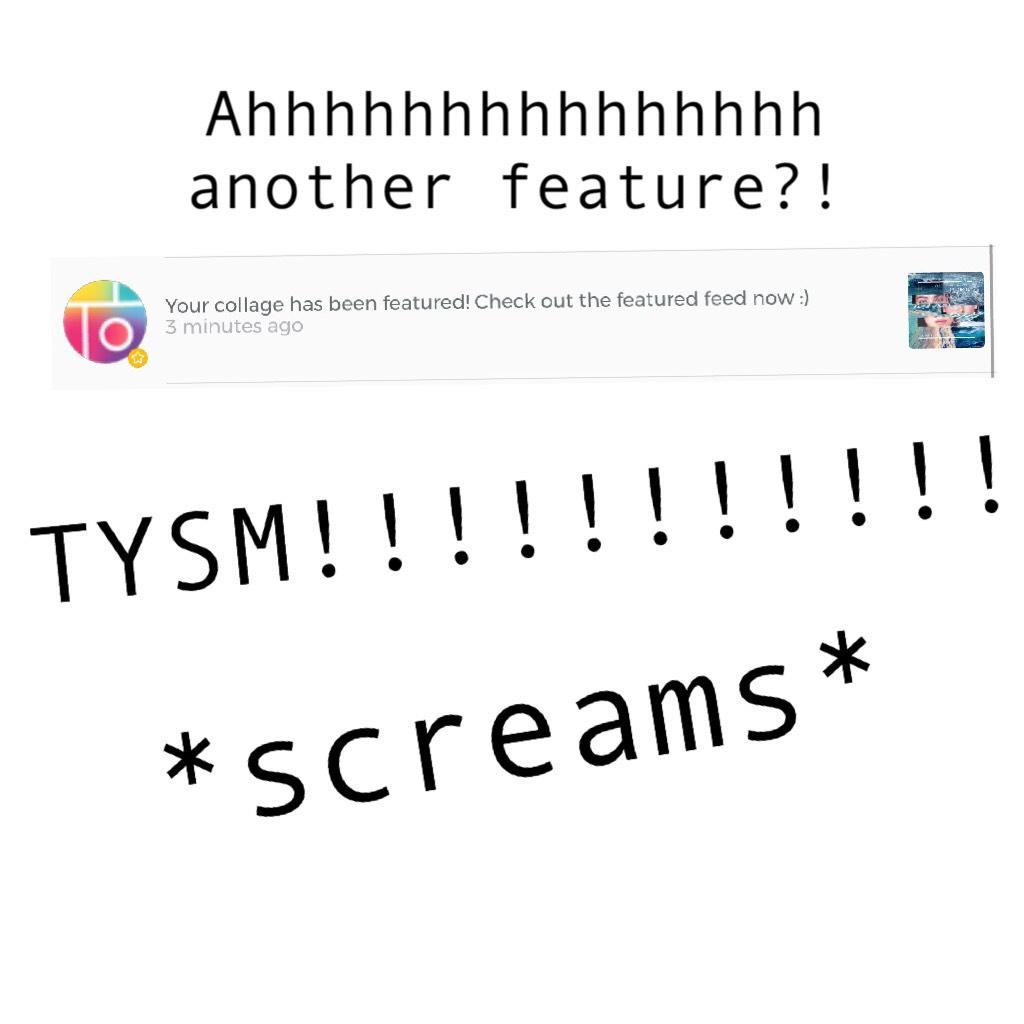 *screams* TYSM!💗💗💗💗💗💗💗💗💗💗