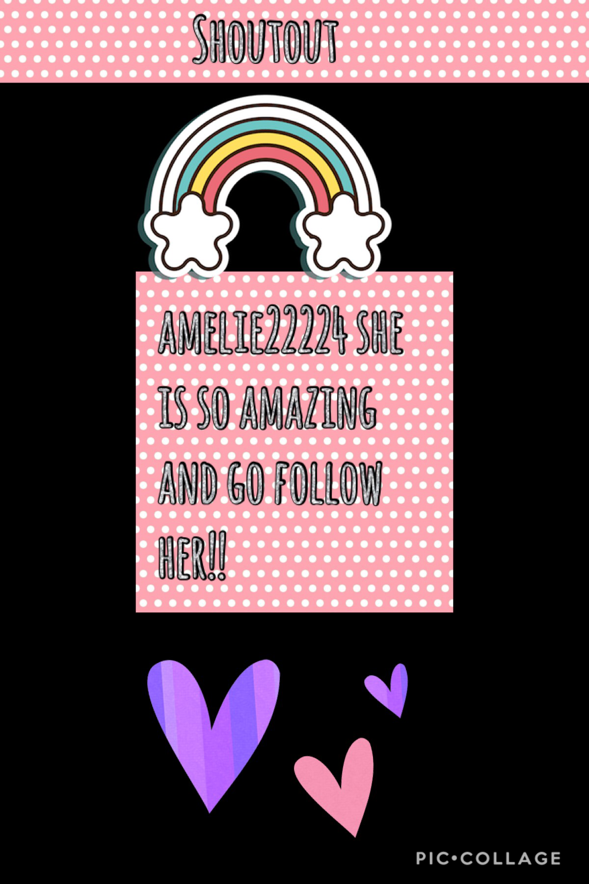 Go follow amelie22224