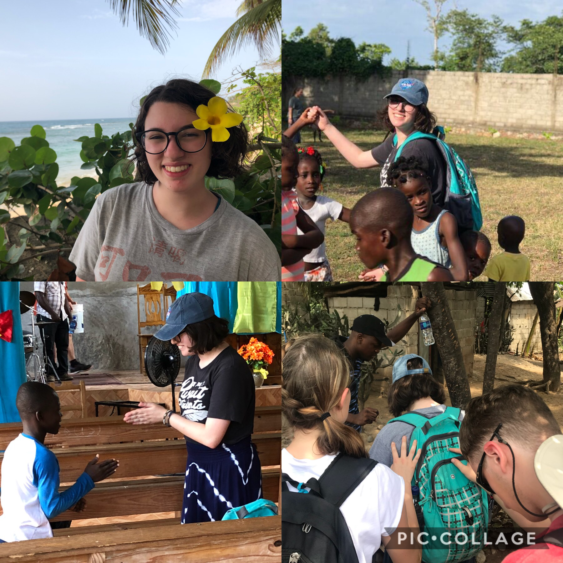 Haiti was an amazing experience. God did big things and my heart is full. I cannot find the words to describe it, but I will never forget this trip. I love you, Haiti. see ya next year.