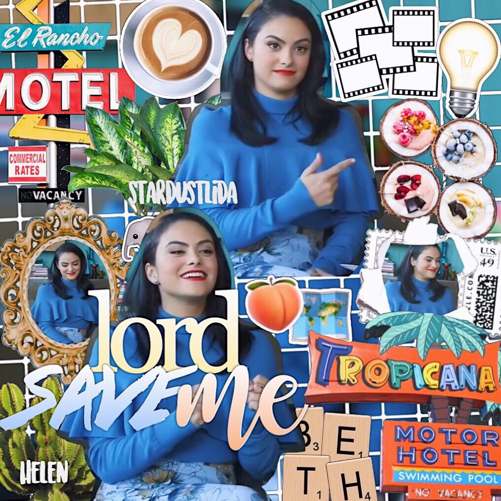 [12•4•17] heyooo where you all at 💛 can we please get my last edit to 35+ likes because Y'ALL ARENT ACTIVE 😂 haha i love this and cami (dont like roni tho lol) 💕 have a great week 🍉 idek where overlays are from 👍🏼