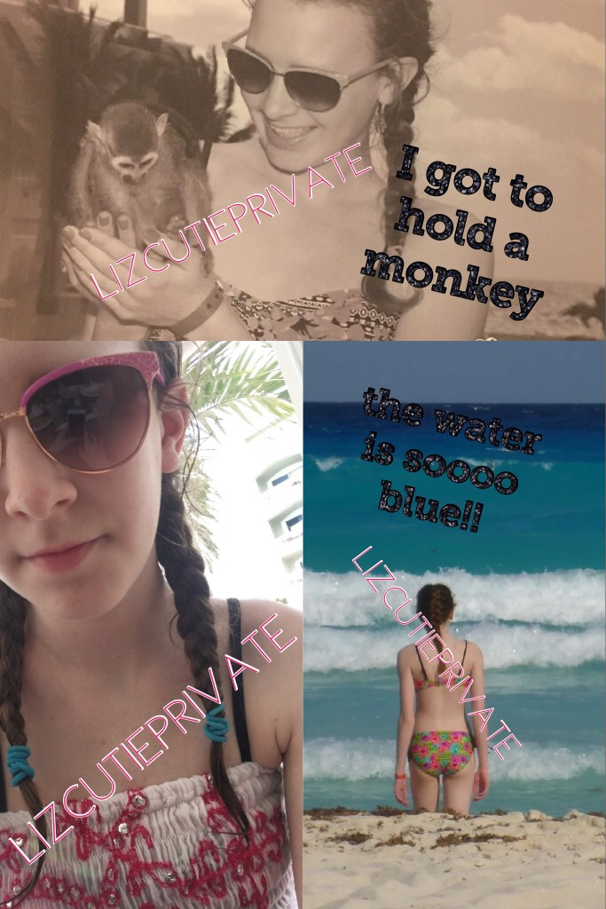 pics from my trip to Cancún🇲🇽🌊🌴☀️❤️