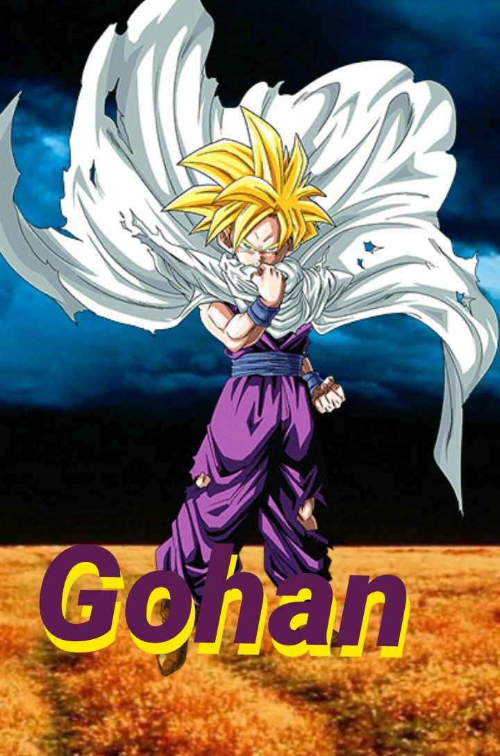 Gohan probably my favorite character