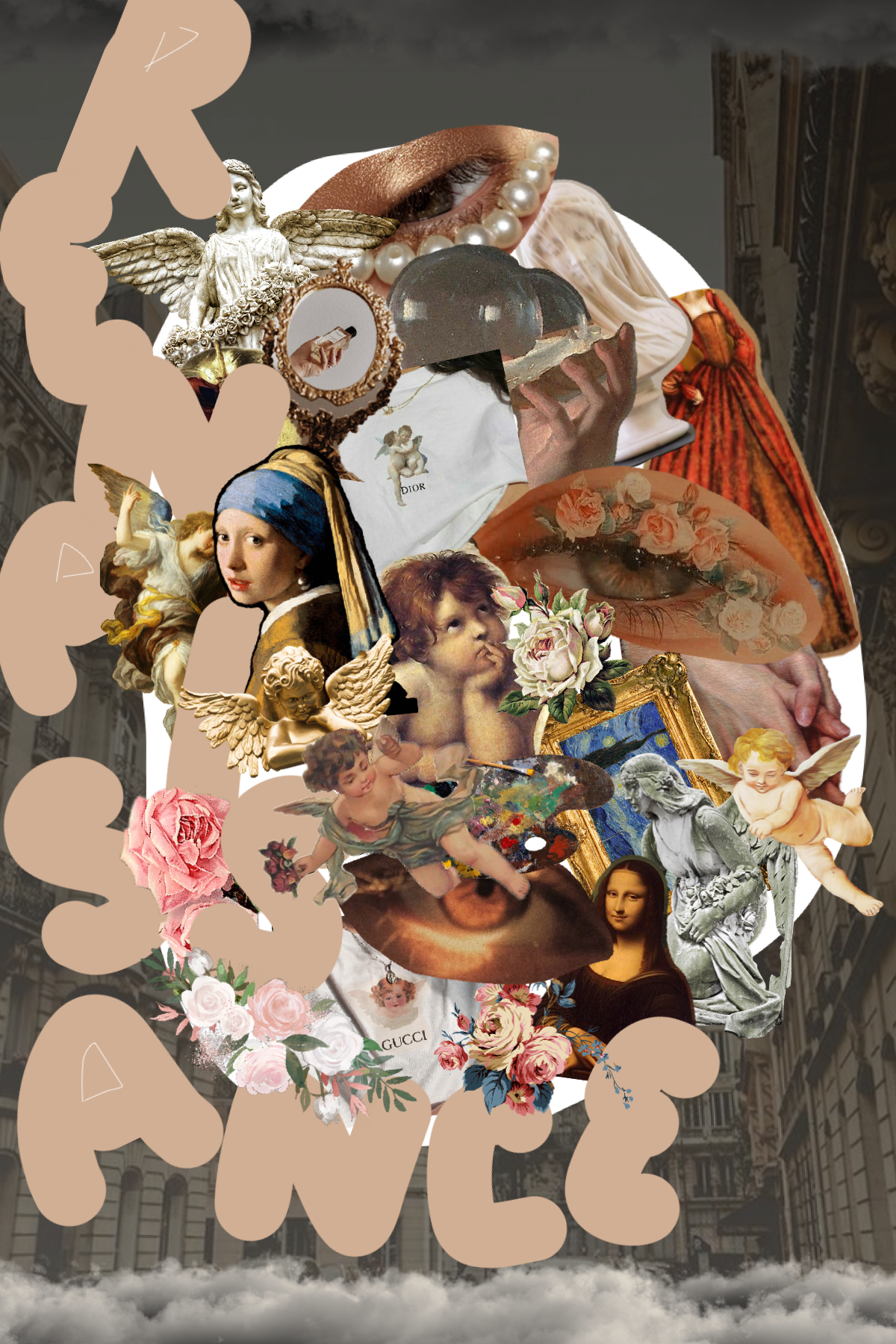 — r e n a i s s a n c e — i got a random burst of inspo and made this. not really sure how i feel about it😳 anyways, the renaissance was really such a beautiful period of history :).