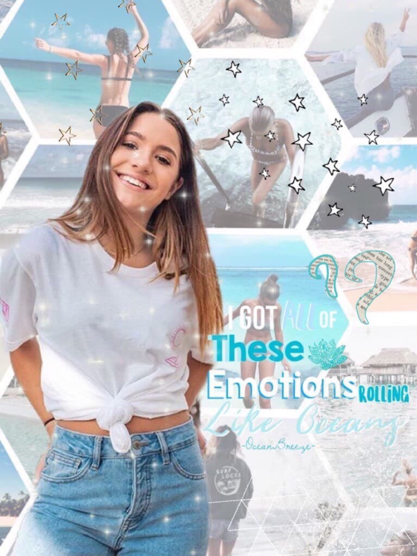 Tap  Did this on my main.. my Favourite Mackenzie Ziegler Song