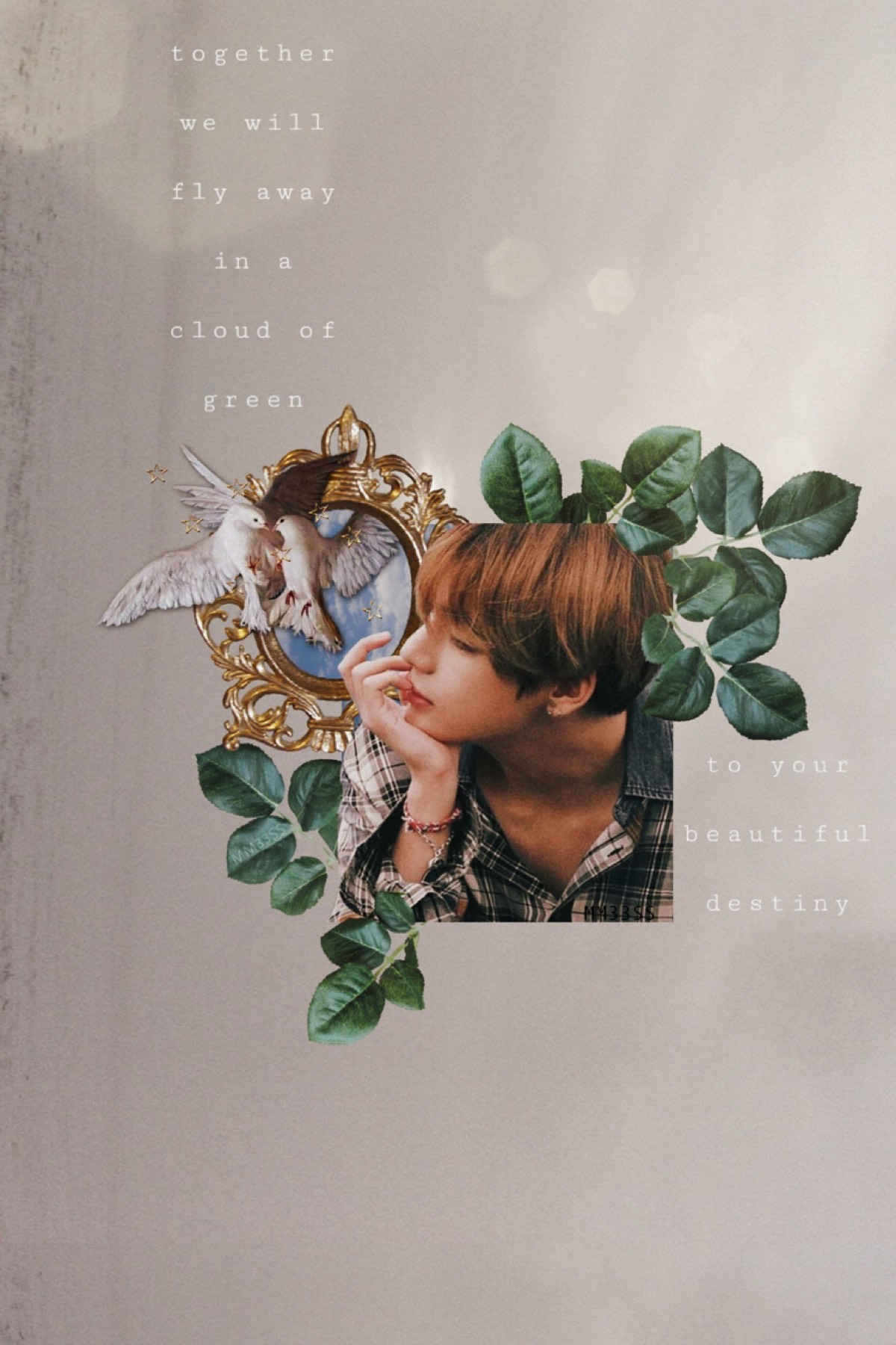 lost boy / ruth b. / May 27, 2020  so, this did not turn out as planned...  image: kim taehyung (V)
