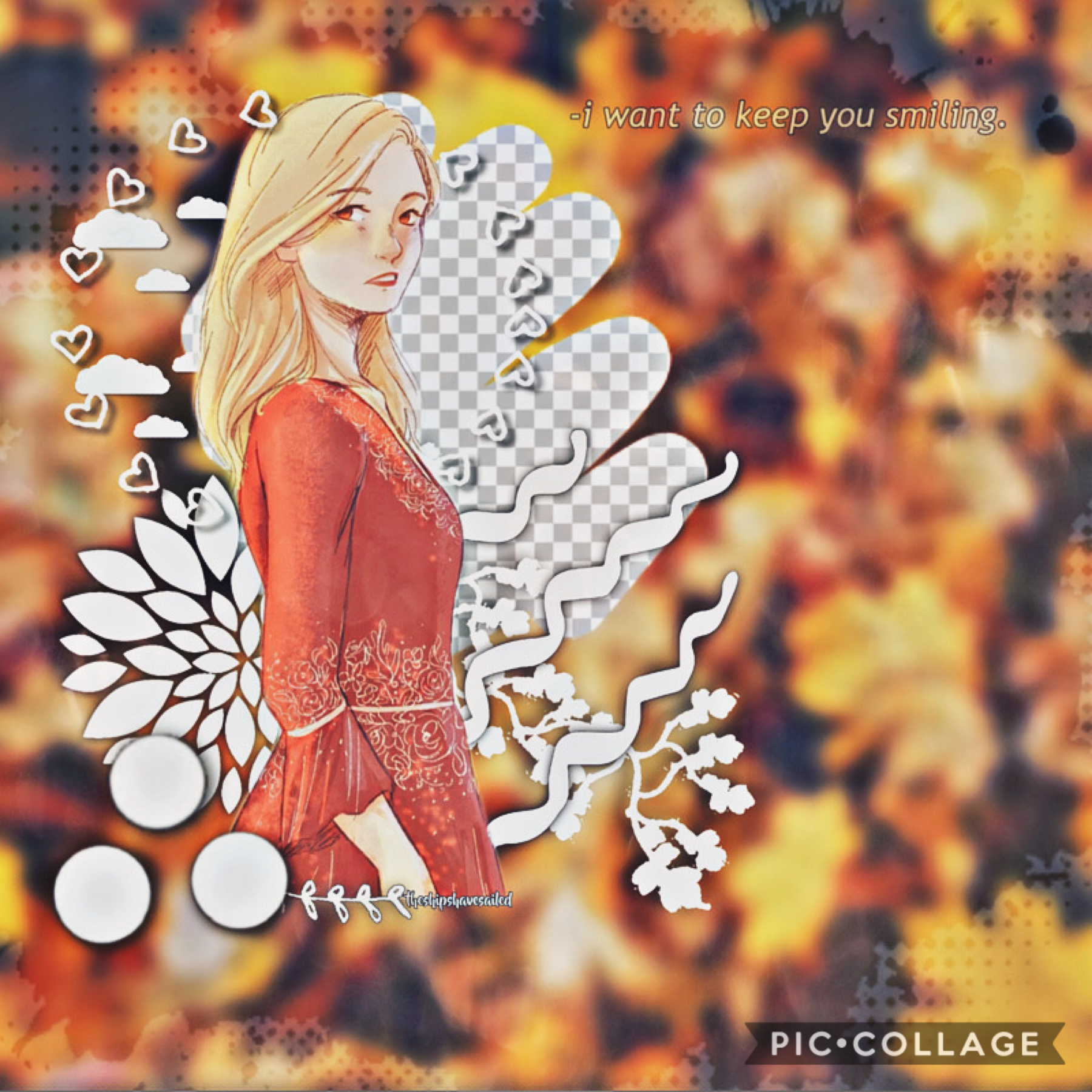 🤎Made on PicsArt🤎  KOTLC Sophie edit! I finished Neverseen last night and duuuuuuuuuuude (hehe not gonna go any further). Anyway how've y'all been? I know I haven't been active that much lately, but school and cheer is driving me nuts. Hope y'all have a g