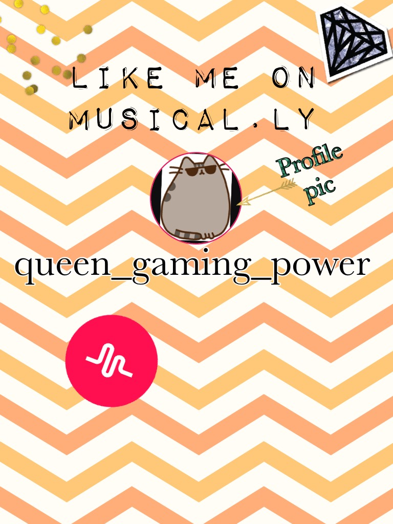 Like me on musical.ly