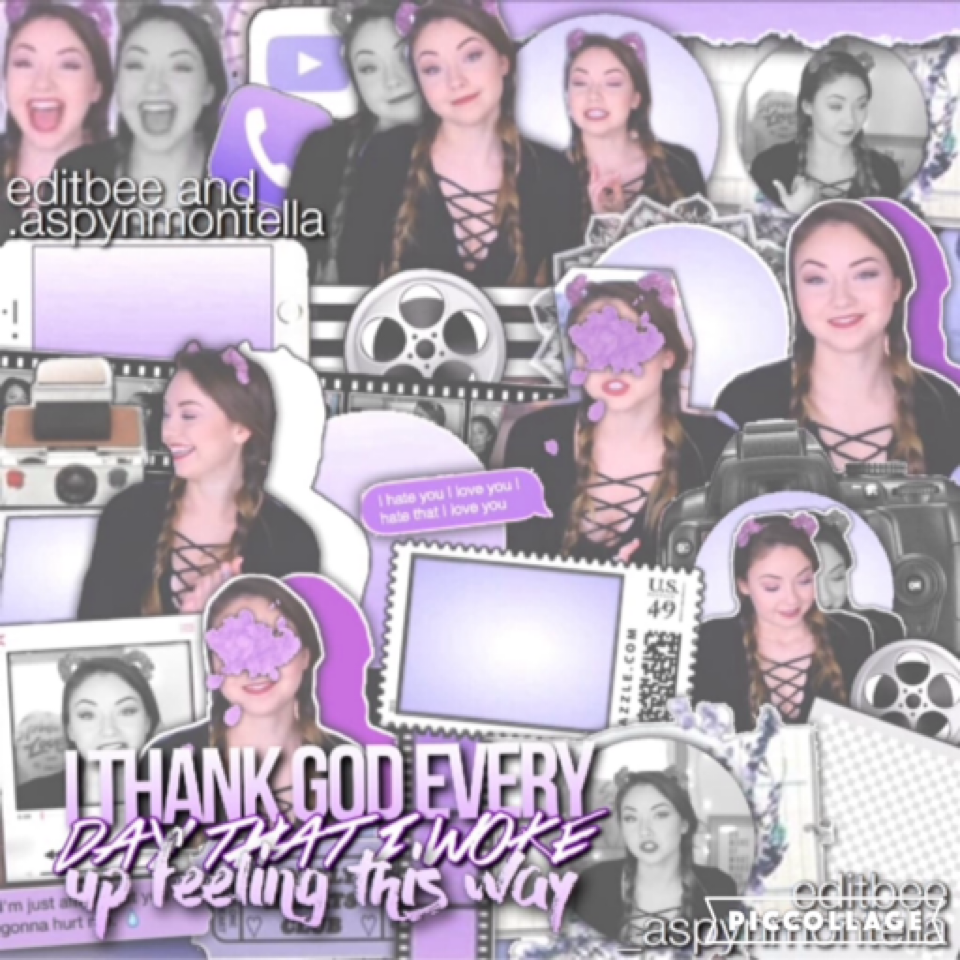 Collab with my al time best friend editbee🐝 I love you so much Amber! I'm so sorry. But I have to go
