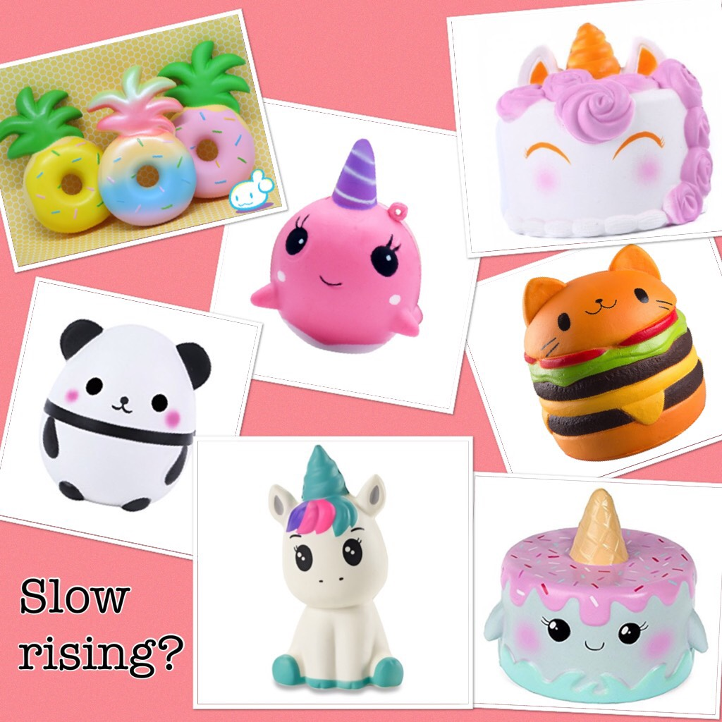 Slow rising?