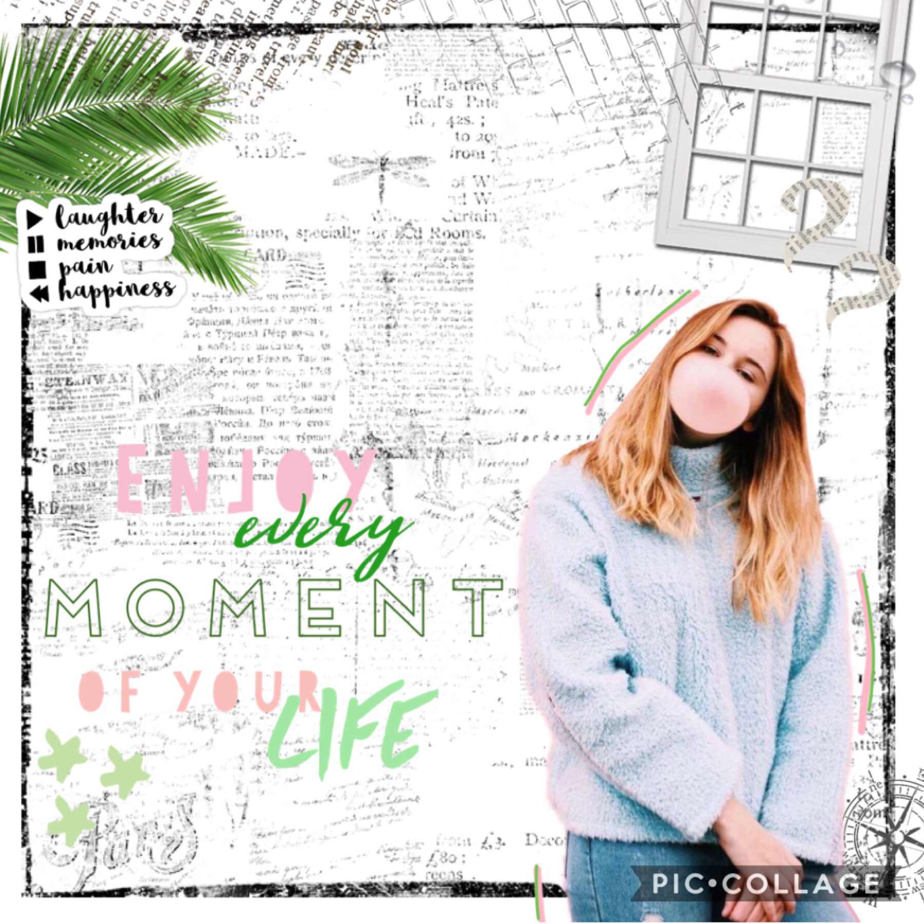 💗😜Tap Tap!❤️💓 I'm BACK on PC! I started and new theme. 👍🏻Hope you guys like it!😍💝