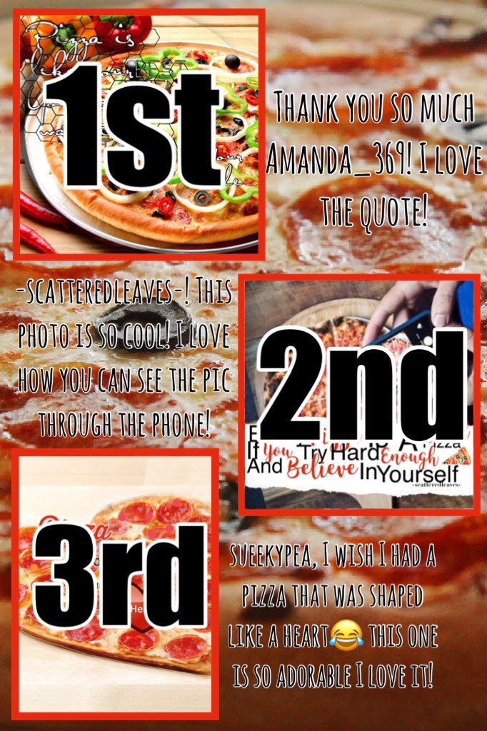 TAPPPPPPPPP Sup y'all 😎 Sorry I completely forgot to post this😂 I know only a few people entered so I really appreciate those of you who did! I know it is kinda random and difficult😆but I just wanted to see how creative you could get!! And I think all of