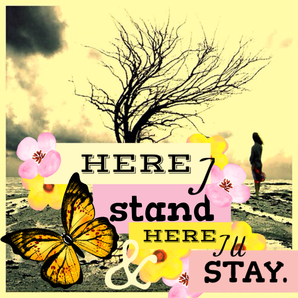 Stand strong sisterhood x