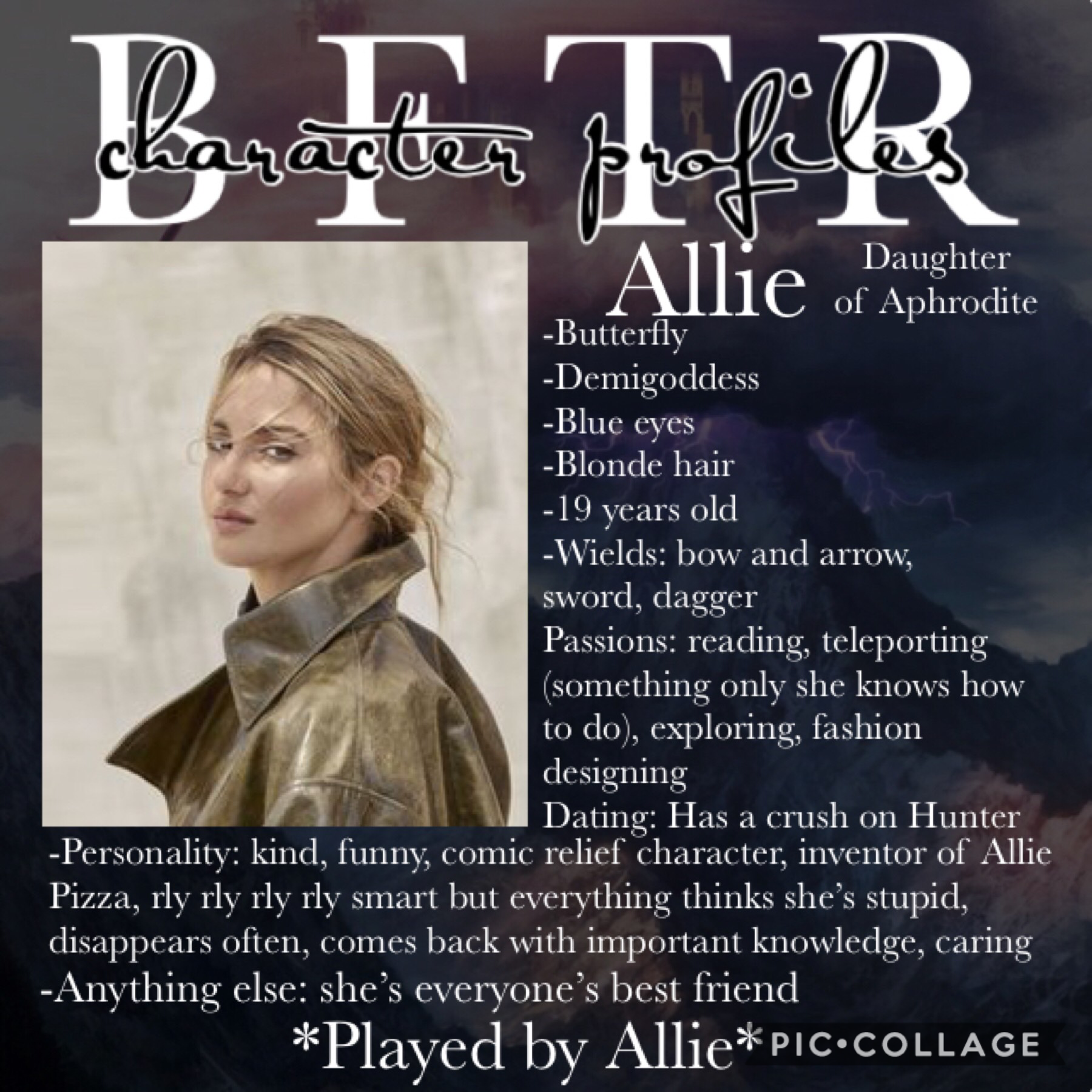 🖤PLAYED BY ALLIE🖤