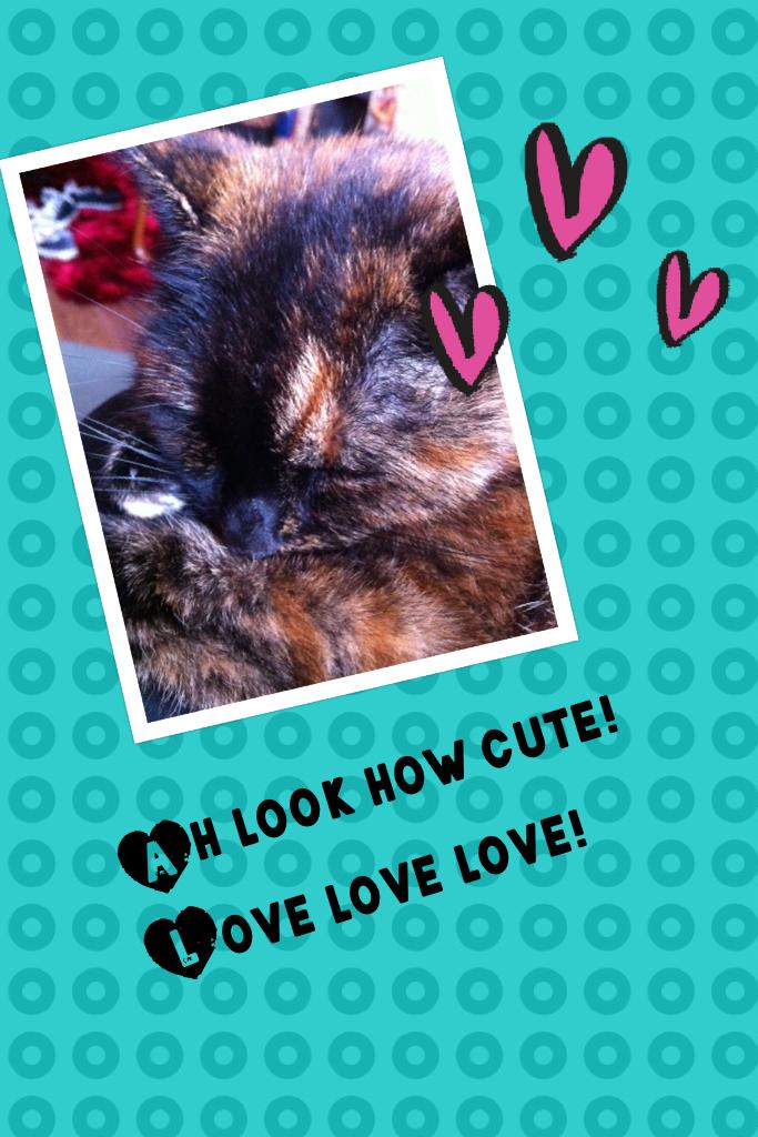 Ah look how cute! Love love love!  This is thumberlina