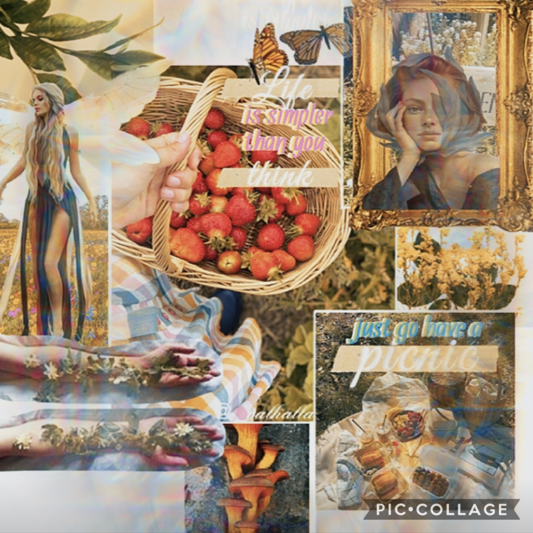 🍓tap!🍓 This collage took so long to make and it was a lot of trial and error, but I couldn't have done it without the help of my best friend in the entire world, Kat @nightprowess-blm. Thanks so much Kat and I hope you all like it!