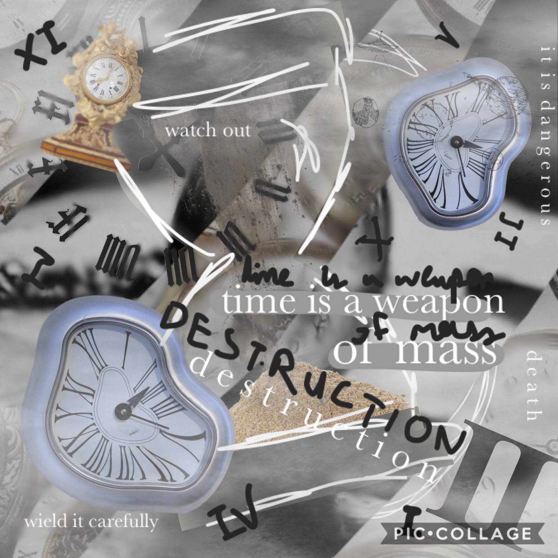 inspired by... not a user but a book! Everless by Sara Holland! And Evermore too l, the sequel (which i'm almost finished!) i feel like the elements don't work well together, like in some of my collages, they fight each other instead of working together :