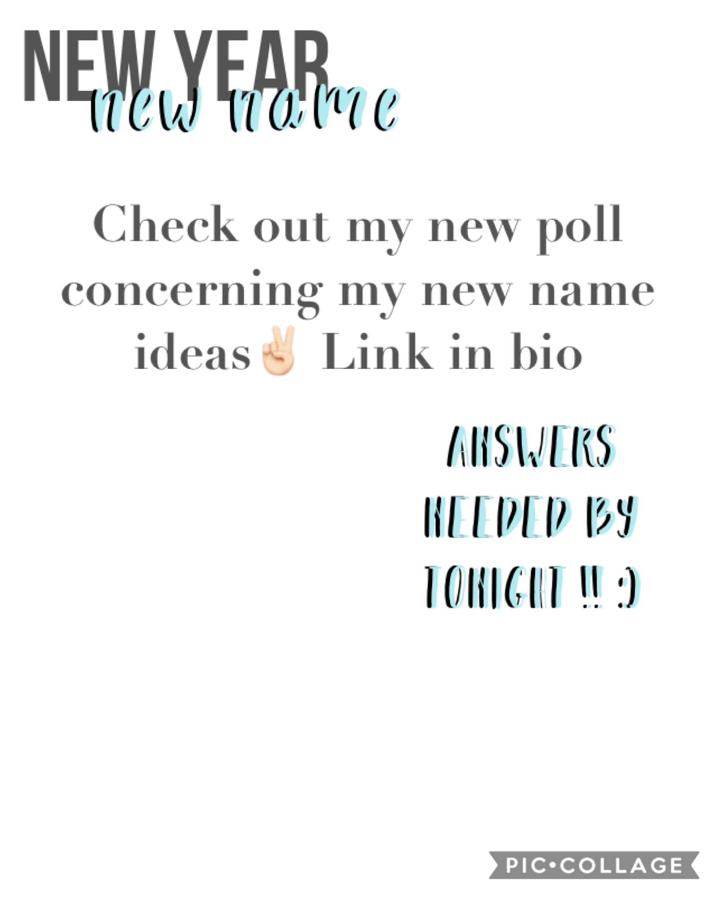 ✌🏻🥳✌🏻 Please check it out and help me decide !!